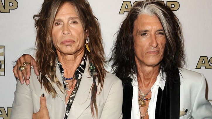 Q&A: Aerosmith Reflect on 43 Years of Rock