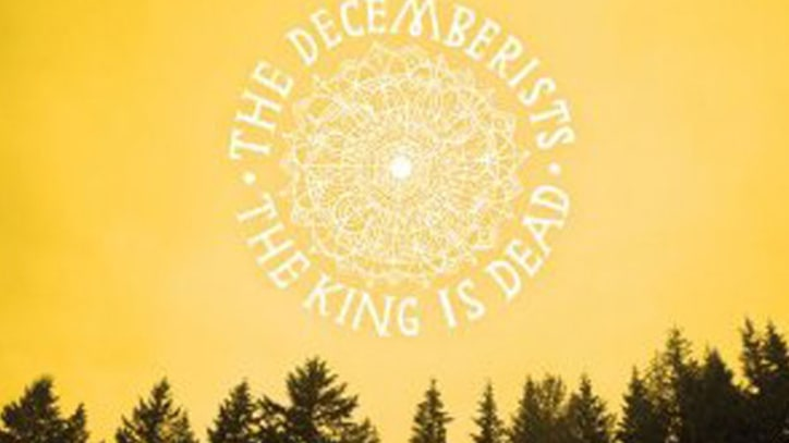 Listen: New Decemberists Album 'The King is Dead'