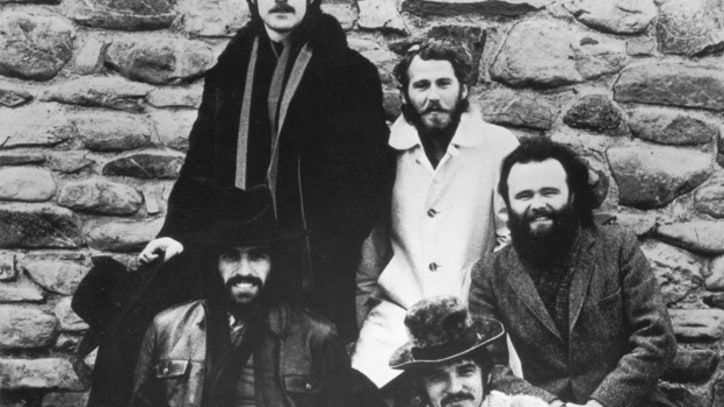 The Band: Drifting Toward the Last Waltz