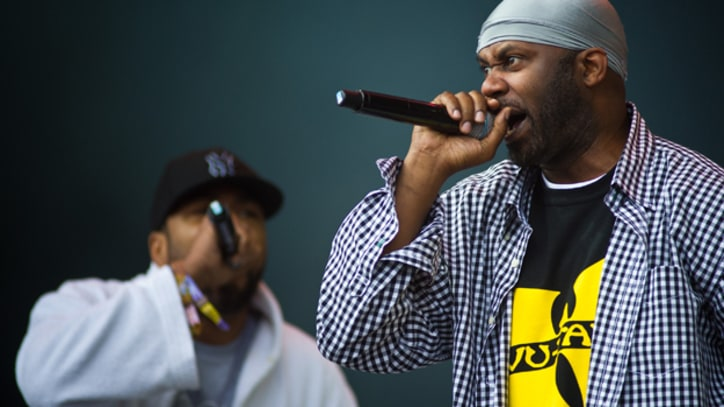 Wu-Tang Clan Plan New Album for July Release