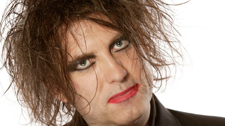 Q&A: The Cure's Robert Smith on His Musical Influences