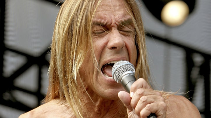 Iggy Pop: Forty Years as the World's Wildest Punk