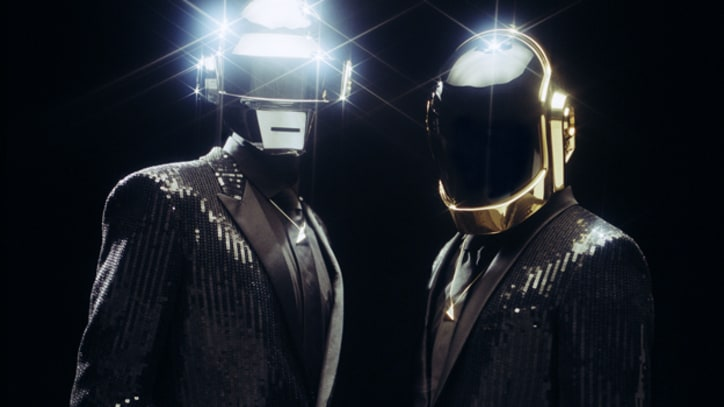 Daft Punk Reveal Secrets of New Album - Exclusive