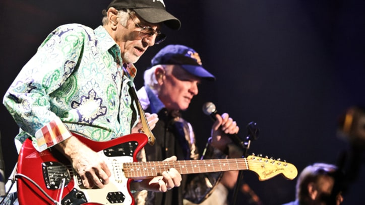Beach Boys Releasing 50th Anniversary Tour Compilation
