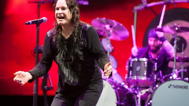 Black Sabbath Book Four North American Dates