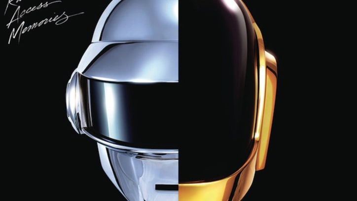 Daft Punk 'Random Access Memories' Tracklist Revealed on Vine