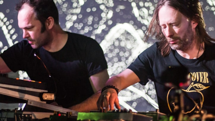 Q&A: Thom Yorke and Nigel Godrich on Atoms for Peace, the State of Dance Music and What's Next for Radiohead