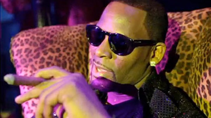 Video: R. Kelly Wishes Himself A Happy Birthday