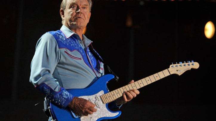 Glen Campbell Readies New Album of 'Haunting' Reimagined Hits
