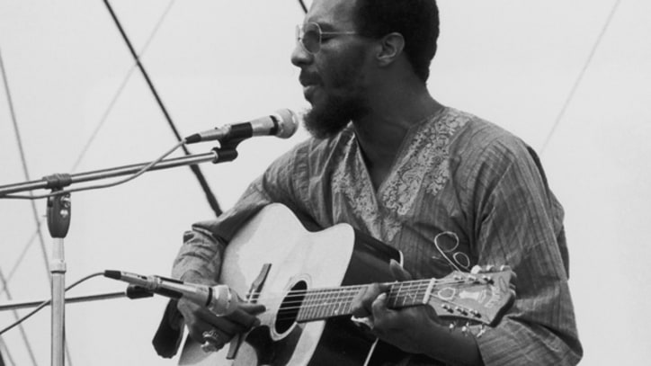 Richie Havens On Opening Woodstock
