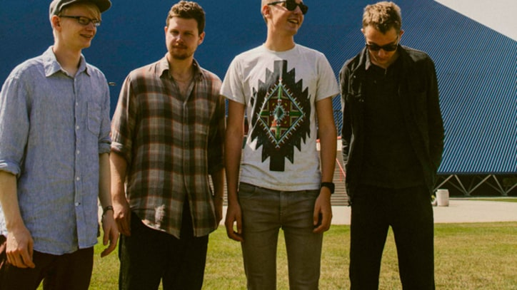 Alt-J Take an Unplugged Spin Through 'Bloodflood' - Song Premiere