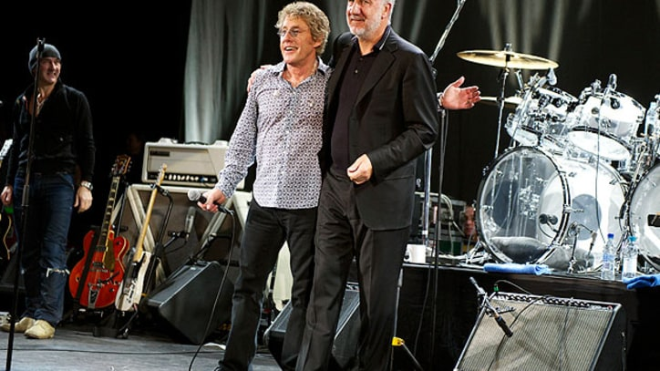Video: The Who Rock With Jeff Beck, Debbie Harry and Bryan Adams At Benefit Gig