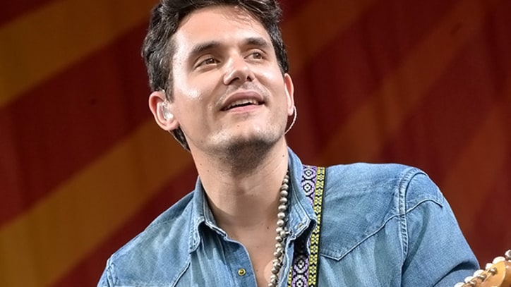 John Mayer Rebounds at Jazz Fest
