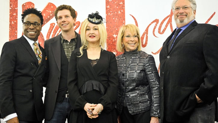 Cyndi Lauper Musical 'Kinky Boots' Leads Tony Nominees With 13