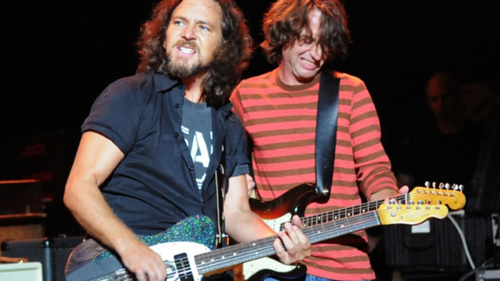 Pearl Jam Revisit Their Early Days