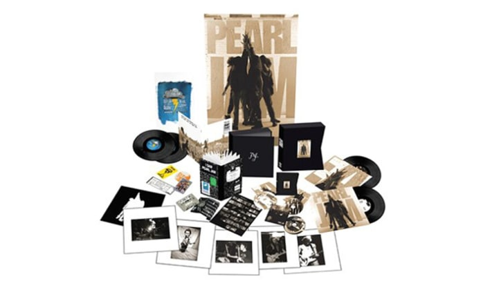 Neil Young, Pearl Jam, Pixies Release Super-Deluxe Box Sets