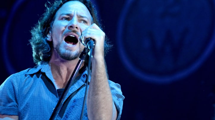 Pearl Jam Prepping Live Album for January