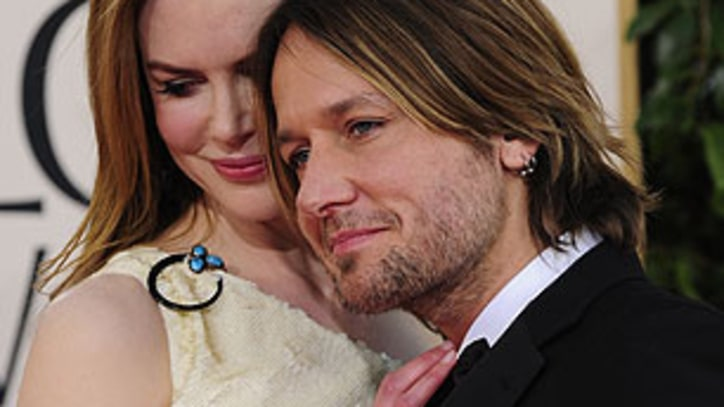 Keith Urban and Nicole Kidman Welcome Baby Girl