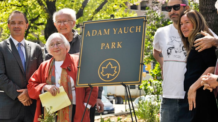 Adam Yauch Park Dedicated in Brooklyn