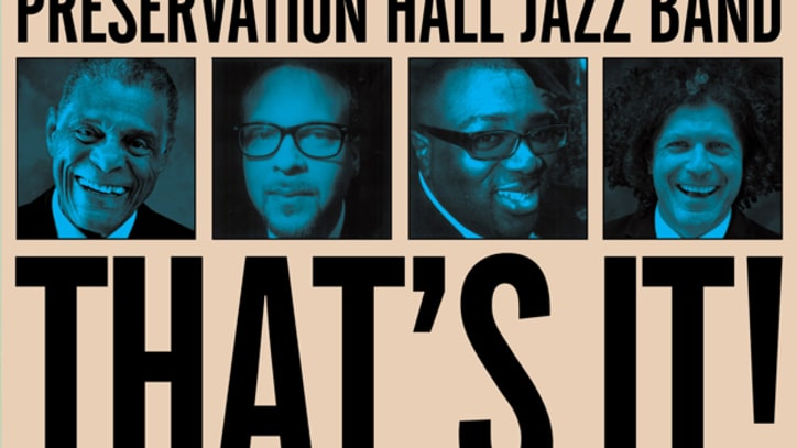 Preservation Hall Jazz Band Collaborate With My Morning Jacket's Jim James