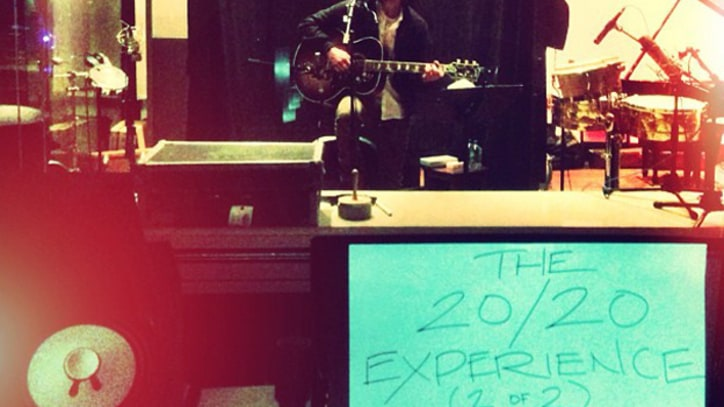 Justin Timberlake Sets Date for '20/20 Experience' Sequel