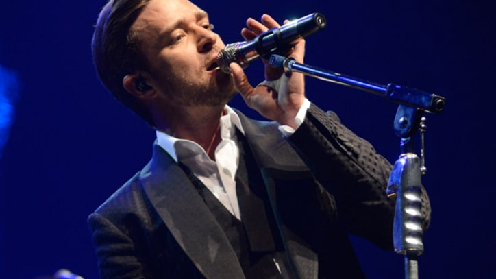 Justin Timberlake Lines Up '20/20 Experience World Tour'