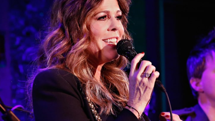 Rita Wilson on Husband Tom Hanks: 'I'm Going to Be the One With the Grammy'