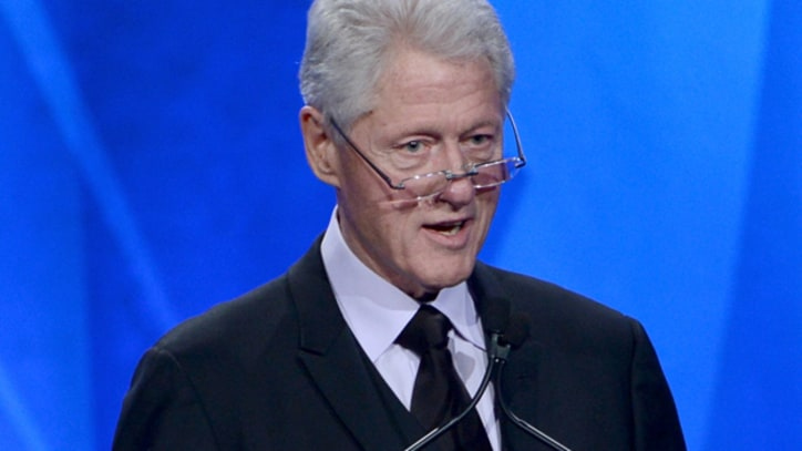 Bill Clinton Sought Led Zeppelin Reunion for Sandy Benefit