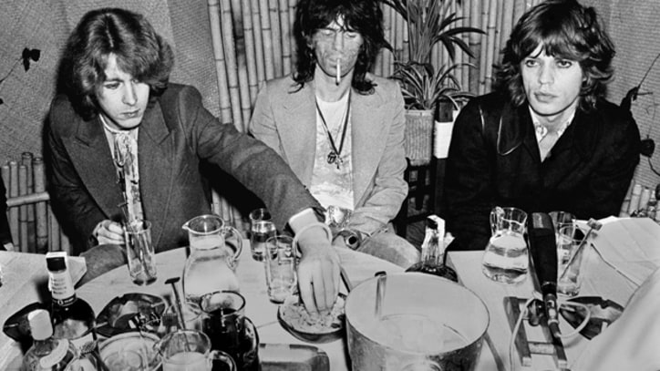 Rolling Stones Revisit 1973 With 'Brussels Affair' Box Set
