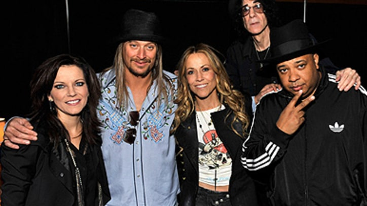 Video: Kid Rock's Star-Studded Birthday Concert Extravaganza
