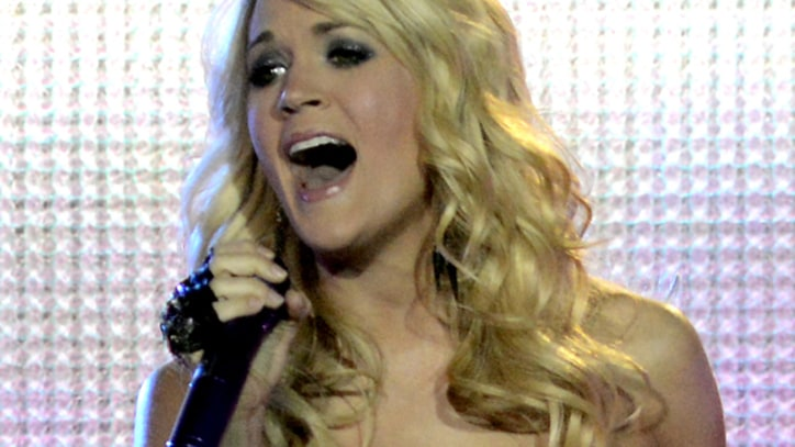 Carrie Underwood Takes Over 'Sunday Night Football' Theme