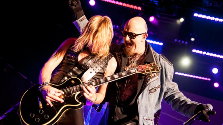 Q&A: Judas Priest on New DVD, Album Sessions and Aging Metalhead Injuries