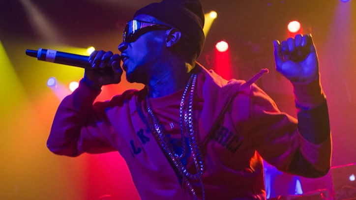 Juicy J in New York: Drugs, Sex, Madness