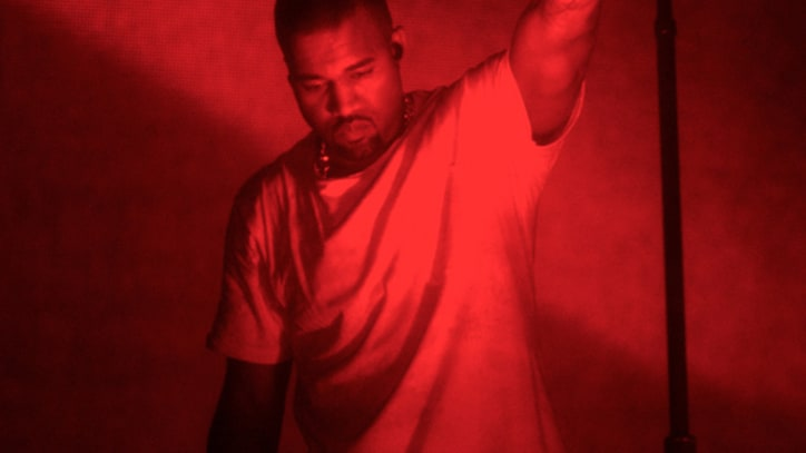 Kanye West Brings Out New Material at Surprise New York Show