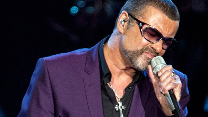George Michael Injured in Car Crash