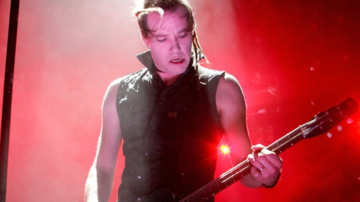 Nine Inch Nails Welcome Back Guitarist Robin Finck