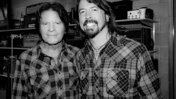 John Fogerty Revives 'Fortunate Son' With Foo Fighters - Song Premiere