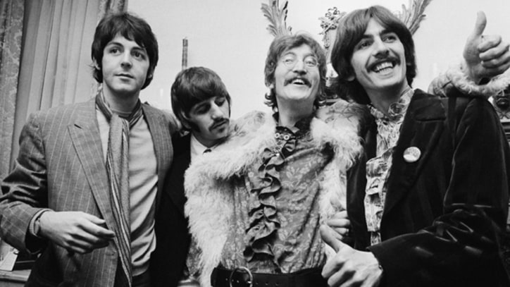 Beatles Guitar Sells for $408,000