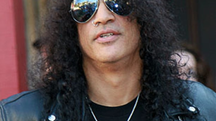 Slash Refuses to Allow Guns N' Roses Music on 'Glee'