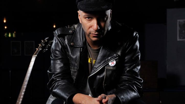 Tom Morello Rages On