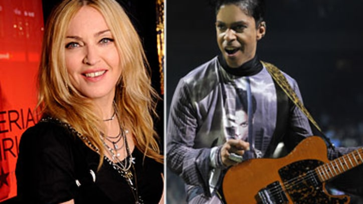 Prince and Madonna End Decades-Long Feud