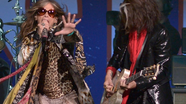 Boston Strong: Aerosmith, James Taylor, J. Geils Band Anchor All-Star Concert