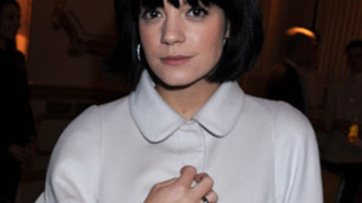 Lily Allen Starts New Label With Sony Music