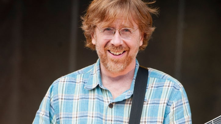 Trey Anastasio: Phish Working on New Album