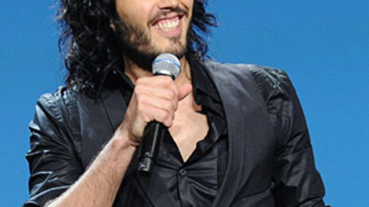 Digest: Russell Brand Wants to Star in 'Rock of Ages'; Michael Jackson's Estate Sues Memorabilia Site