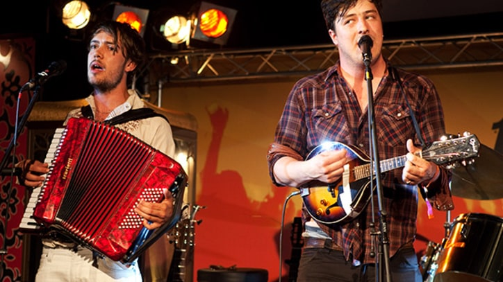 Best Folk Import: Mumford & Sons