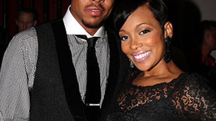 R&B Star Monica Secretly Weds L.A. Laker Shannon Brown