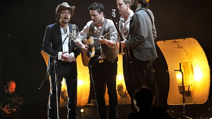 Mumford & Sons To Tour By Vintage Rail Car