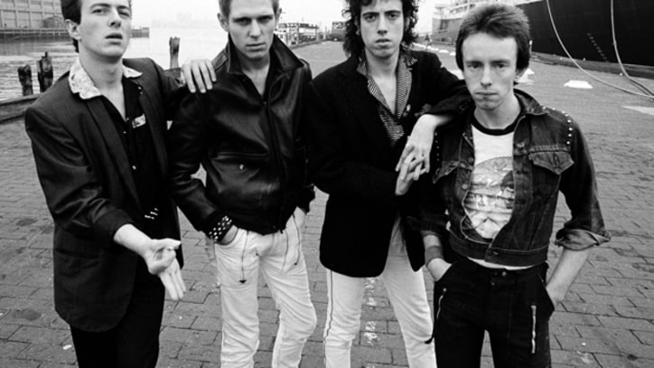 Clash Bassist Paul Simonon On New Box Set, Recording With Bob Dylan