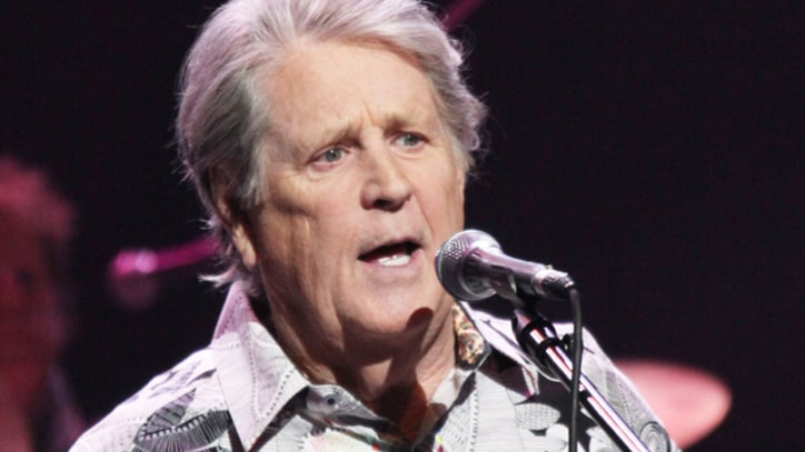 Brian Wilson at Work on New Solo Record